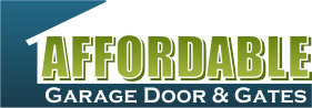 Affordable Garage Door & Gates Logo