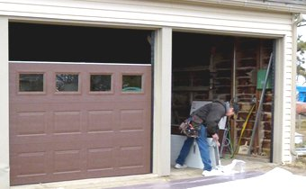 New Garage Door Installation Van Nuys